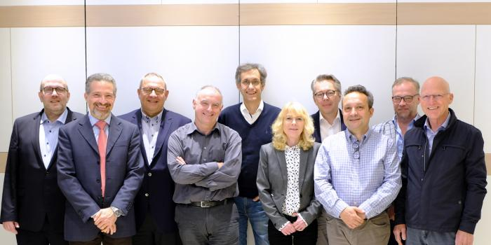 Eucobat Board of Directors